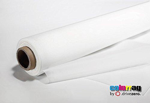 .drivezero. colorrag Siebdruck Gewebe 1,27 m x 1 m, 47T, Polyester (11,80 €/m²) -
