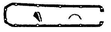 Preisvergleich Produktbild BGA RK6396 Dichtungssatz, Zylinderkopfhaube