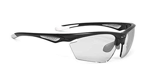 Rudy Project Stratofly Glasses Black Gloss - ImpactX Photochromic 2 Black 2019 Fahrradbrille