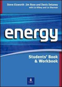 Energy italian. Student's book-Workbook-Portfolio. Per le Scuole superiori. Con CD Audio. Con CD-ROM