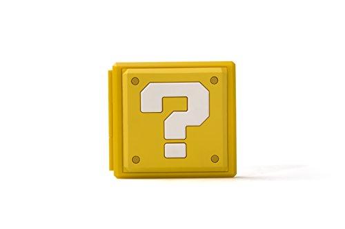 Rangement de Jeux pour Nintendo switch – Collection Mario Question Block