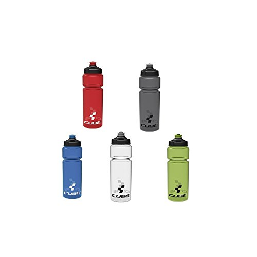 CUBE Trinkflasche 0,75l Icon, blau