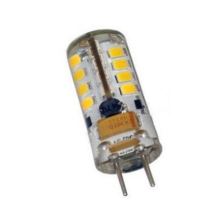Best to buy®–Juego de 6GY6.35LED de 3W Blanco Cálido, 2700K, intensidad regulable, 12V de 18V AC/DC Voltaje de cambio con 36x 2835smds (Epistar) ~ 11–19W 330° patillas