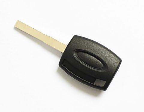 Jurmann Trade GmbH® 1x Ersatz Schlüsselgehäuse - Autoschlüssel Klappschlüssel mit Rohling Schlüssel Fernbedienung Funkschlüssel Neu Gehäuse ohne Elektronik