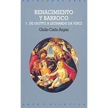 Renacimiento y Barroco I (Arte y estética)