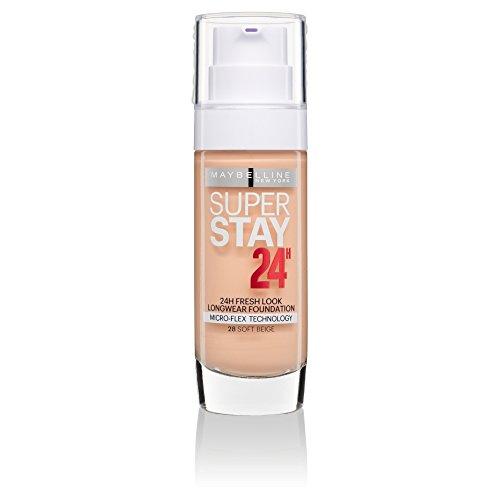 Maybelline Superstay24H Liquid Foundation 028 Soft Beige