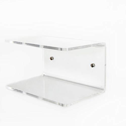 Fimel Mensola a U Misura L.30 X P.21XH.17 cm plexiglass