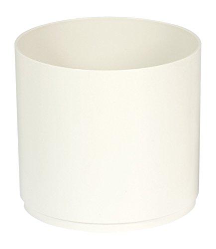 Euro 3 plast 3 2840 Miu Vase, 11 cm, Ivoire