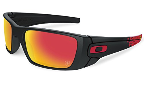 oakley-fuel-cell-gafas-de-ciclismo-color-negro-matte-black-ruby-iridium-talla-unica