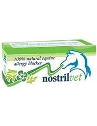 NostrilVet - 2 x 1500mg-agit comme une barrière naturelle de tenir les allergènes à l'air, traitement de la cause, Pas seulement les symptômes.