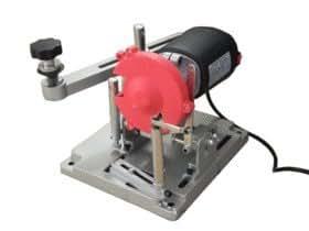Ribitech - Affuteuse de lames de scie circulaire 110W