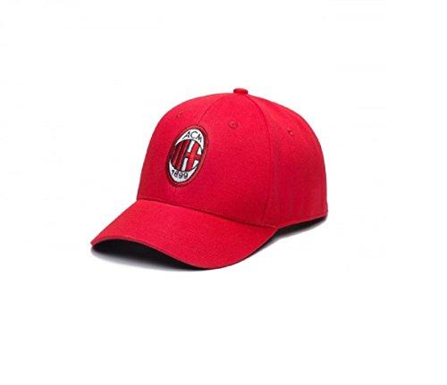 AC Milano Milan cappellino, rosso