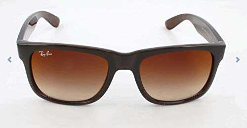 Ray-Ban Herren 0RB4165 714/S0 51 Sonnenbrille, Brown/Browngradientmirrorred