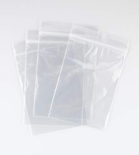 1000 Bolsas de 7 x 10 cm
