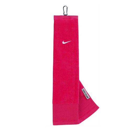 Serviette Golf Nike Trois Plis Logo Brode Plusieurs Couleurs - Spark/Blanc
