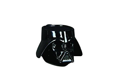Star Wars Darth Vader Tasse DV, Keramik, Schwarz, 13x 10x 9cm (Stars Wars Geschenke)