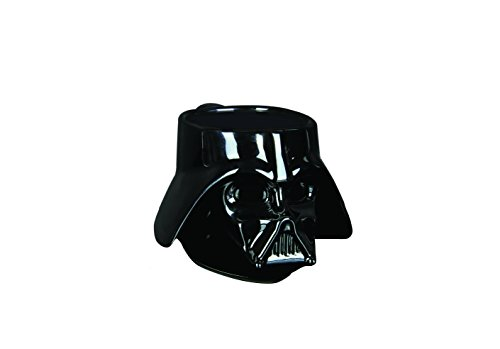 Paladone Darth Vader Tasse, Keramik, Schwarz, 13 x 10 x 9 cm