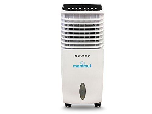 Beper VE.550 Mammut, raffrescatore evaporativo da 130 W e 10 litri