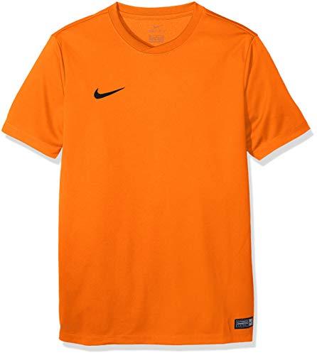 Nike 725984, Camiseta Para Niños, Naranja (safety orange / negro), L