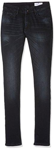 Cross Jeans Damen Skinny Jeans Alan, Blau (Blue Black 047), W28/L34 Preisvergleich