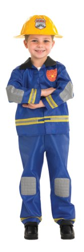 Rubie's Official Child's Fireman Fancy Dress - Small