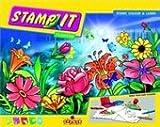 Zephyr Stamp It Flowers