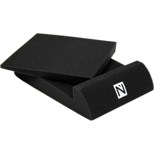 Nowsonic 309397 Shock Stop S Studiomonitore Absorber (Speaker Pads)