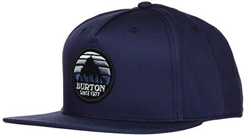 Burton Herren UNDERHILL Kappe, blau(Indigo), Einheitsgröße