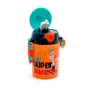 Phineas and Ferb Flask