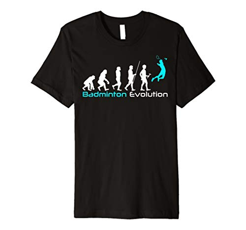 Badminton Evolution T-Shirt für ...