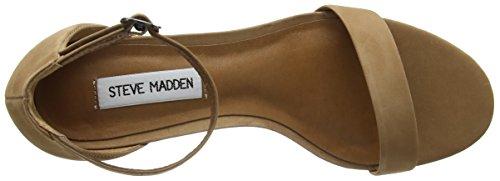 Steve Madden Footwear Sandali con tacco Brown (Tan)