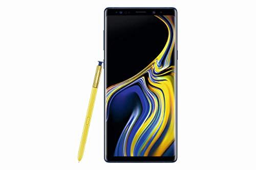 Samsung Galaxy Note 9 (128GB, Dual SIM, Ocean Blue) - Deutsche Version (Generalüberholt)