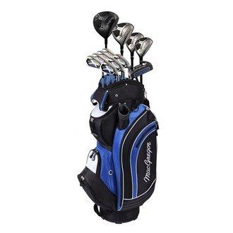 macgregor-palo-de-golf-hibrido-dct-acero-set-paquete-de-grafito-con-cartbag-golf-rh-right-hand