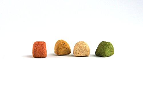 DIBO Gourmet-Happen, 10kg-Karton, Backwaren als gesunde, natürliche Ernährung für Hunde von DIBO, Hundefutter, BARF, B.A.R.F., Leckerli, Hundekekse