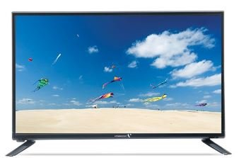 Videocon 81 cm (32 inches) VRU32HH HD Ready LED Television (Black)