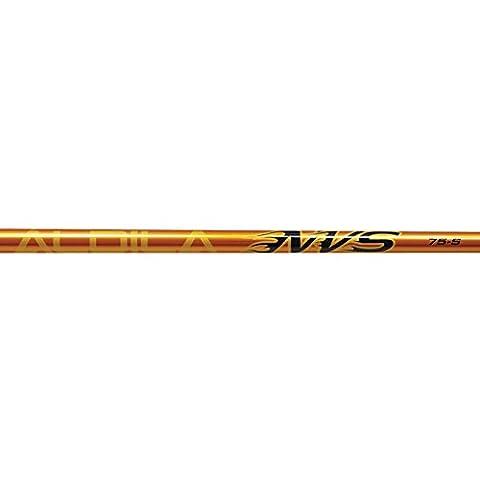 Aldila NVS 75 select your flex (R/S) .350 Wood Shaft