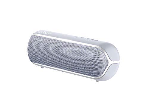 Sony SRS-XB22 Enceinte Portable Bluetooth Extra Bass Waterproof avec Lumières - Gris