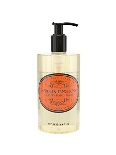 Naturally European Neroli & Tangerine Luxury Hand Wash, Cleanse & Moisturise 500ml -