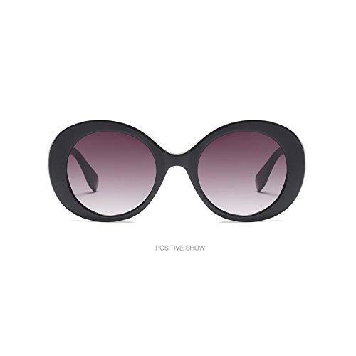 GFF Big Frame Fashion Sonnenbrille Damen Round UV400 Vintage Brand Glasses Designer 45607
