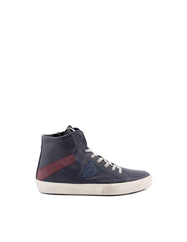 Sneakers Alta Knicks blue e rossa - 43