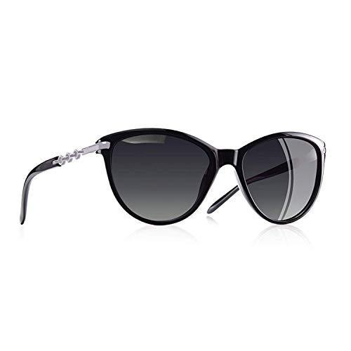 WERERT Sportbrille Sonnenbrillen Polarized Sunglasses Women Polarized Sun Glasses Female Gradient Feminino Uv400