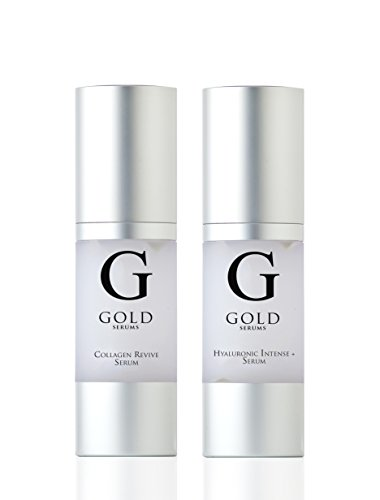 Collage-kit (Gold Serums Hyaluronic and Collagen Kit)