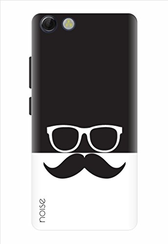 Noise Mustache Printed Cover for Panasonic P55 Novo