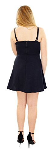 True Face -  Tailleur con abito  - Donna Nero