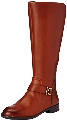 Clarks Mint Treat Gtx, Bottes femme Marron