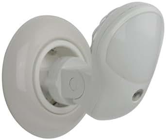Niermann Standby 80021 LED Veilleuse Projecteur à LED Changeur de Couleur Arrêt Automatique 230 V