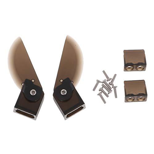 Baoblaze ESC Sitzrahmen/ Kühlung Shaft / Empfänger /Lenkmotor / Ring Zubehör für RC Boot - Lenkmotor