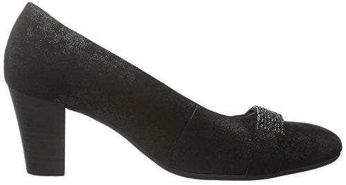 Gabor Shoes 52.162 Damen Geschlossene pumps Schwarz (Schwarz 97)
