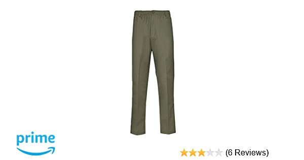 Mens Big Size Champion Outdoor Elasticated Water Repellent Trousers Casual Pants