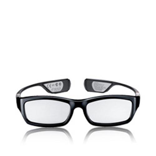 Samsung SSG-3300CR Steroskopische 3-D Brille Schwarz - Steroskopische 3-D Brillen (45 h, 2 h, 152,4 x 40,64 x 170,18 mm, 230 g, Schwarz, -10-60 °C)